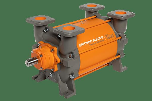 Liquid ring pump model Truck Master 1600